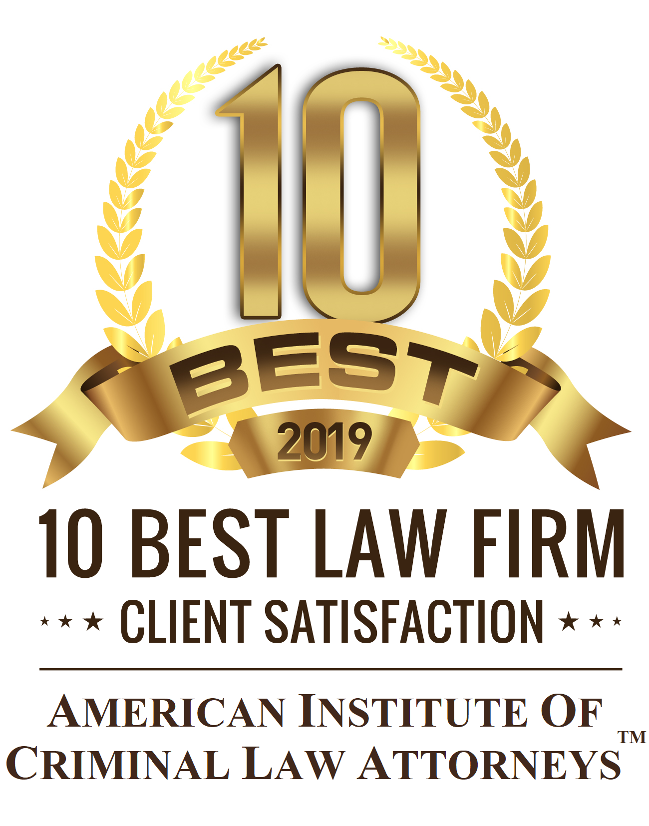 2019 10_BEST_Law_Firm_CLA Badge