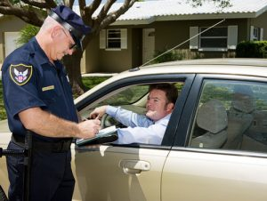 driving with suspended registration