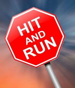 Hit and Run: Leaving the Scene of an accident with property damage or personal injury - image hit-and-run-256x300 on http://lawfirmsr.com